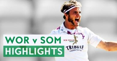 Worcestershire v Somerset | Somerset Steal the Show! | Bob Willis Trophy 2020 – Highlights