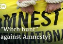 Amnesty International halts operations in India | DW News