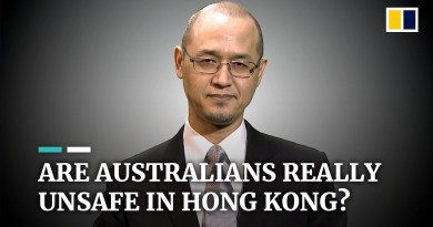 Are Australians really unsafe in Hong Kong?