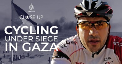 Cycling Under Siege in Gaza | Close Up | Ep. 21