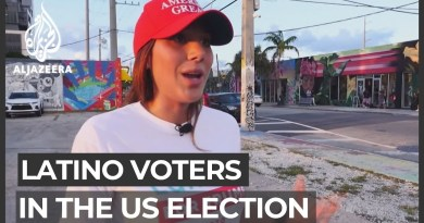 Latino voters: Candidates focus on Hispanic electorate