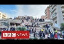 Major earthquake strikes Turkey's Aegean coast – BBC News