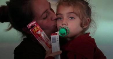Nagorno-Karabakh: The three-year-old orphaned by war – BBC News