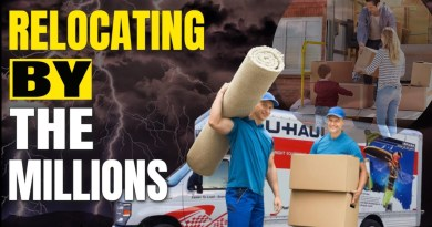 Americans Are Making The Great Relocation By The Millions As They Feel What Is Coming