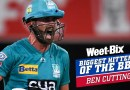 Biggest Hitters of the BBL: Best of Ben Cutting