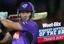 Biggest Hitters of the BBL: Best of Travis Birt