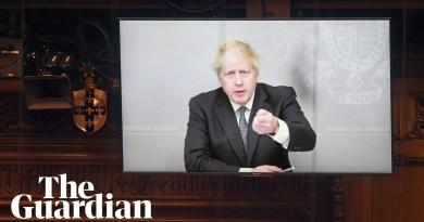 Coronavirus: Boris Johnson updates parliament on lockdown measures in England – watch live