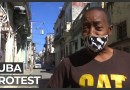 Cuba protest: Artists and activists call for government dialogue