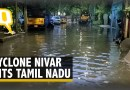 Cyclone Nivar Lashes Across Tamil Nadu-Puducherry Coast, Heavy Rain Expected | The Quint