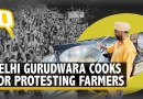 Delhi Farmers' Protest: Gurudwara Cooks Food for Farmers Arriving From Punjab | The Quint