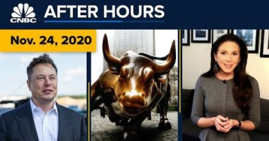 Dow crosses 30,000, and Elon Musk is richer than Bill Gates: CNBC After Hours