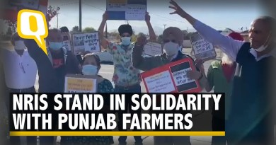 Farmers Protest | NRIs Rally in Support of Punjab Farmers Over Contested Farm Bills | The Quint