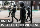 Guinea opposition accuses gov't of killing protesters