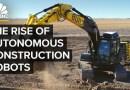 How Autonomous Robots Are Changing Construction