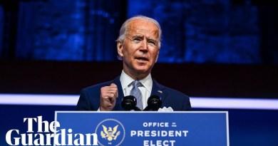 Joe Biden announces intention to make John Kerry first ever US climate envoy