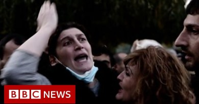 Nagorno-Karabakh: 'We've lost an entire generation' – BBC News