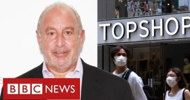 Philip Green's retail empire on brink with 13,000 jobs at risk – BBC News