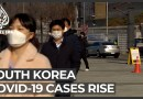 South Korea: Warnings of third wave as COVID-19 cases rise