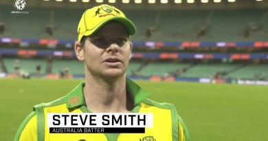 'Struggling' Smith reveals he nearly didn't play ODI due to vertigo | Dettol ODI Series 2020