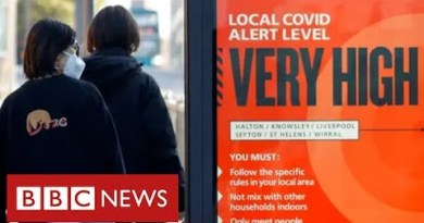 Tougher new Tiers unveiled for millions of people in England – BBC News