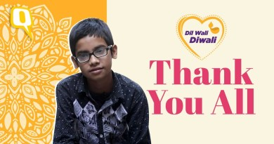 Viewers Donate Almost 6 Lakh Rupees for The Quint's 'Dil Wali Diwali' Campaign | The Quint