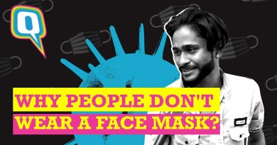 Wearing a Mask the 'New Normal'? Not For People in this Video | The Quint