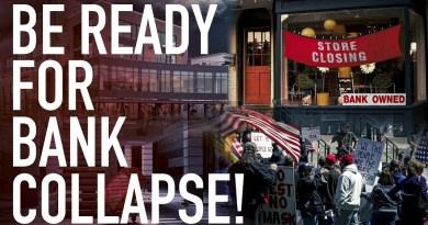 Be Ready For Banking And Commercial Real Estate Collapse In America !