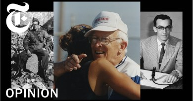 Calvin: A Veteran Who Inspired His Granddaughter's Olympic Career | Cause of Life – NYT Opinion