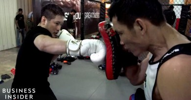 CEO Of Asia's Largest MMA Media Property Aims To Spread Martial Arts Values On 'The Apprentice'