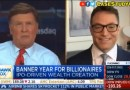 CNBC Fawns Over Billionaires As Millions Fall Into Poverty