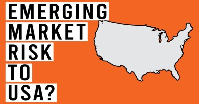 Could Major Risks in Emerging Markets Bring Crisis to U.S? Which Country Is Most Vulnerable?