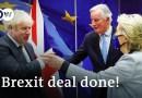 EU & UK strike last-minute Brexit trade deal | DW News