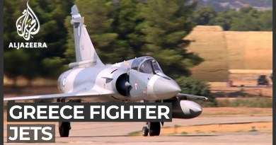 Greece parliament set to approve purchase of French fighter jets