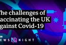 How do you boost take up of the coronavirus vaccine? – BBC Newsnight