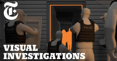 How the Police Killed Breonna Taylor | Visual Investigations