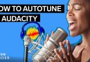 How To Autotune In Audacity
