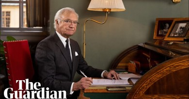 King of Sweden says country 'failed' on Covid response