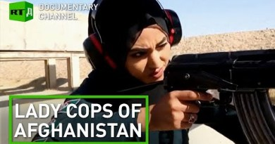 Lady Cops of Afghanistan | RT Documentary