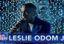 "Leslie Odom Jr. ""O Holy Night"""