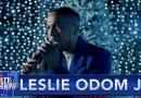 """Leslie Odom Jr. """"O Holy Night"""""""
