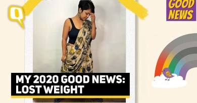 My 2020 Good News: Focused on My Body, Came Closer to Goal Weight | The Quint