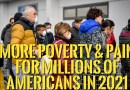 👉New Virus Strain, More Poverty and Double QE in 2021 !!