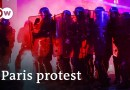 Paris police fire tear gas at angry protesters | DW News