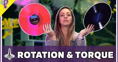 Rotation and Torque – Physics 101 / AP Physics 1 Review with Dianna Cowern