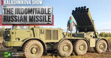 The Indomitable Russian Missile | The Kalashnikova Show. Episode 12