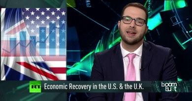 US Economy Roars Back & Sanctions Slapped on Russia, China