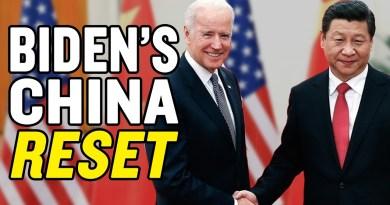 Would Biden Reset Trump's China Policies?