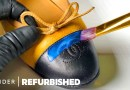 How $750 Chanel Ballet Flats Are Professionally Restored | Refurbished
