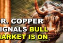 Copper Bull Market Is ON – Copper Stocks and Global Shortage
