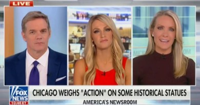 Fox Host Fears Bible Characters Will Be Canceled